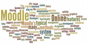 Moodle Wordle