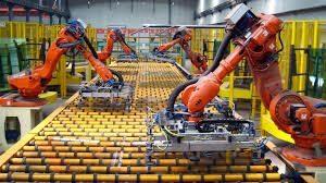 Industrial Logistics Robots Market 2019-2025 By Top Key Players: Automatic Data Processing Inc., Blackboard Inc., Cornerstone OnDemand Inc.