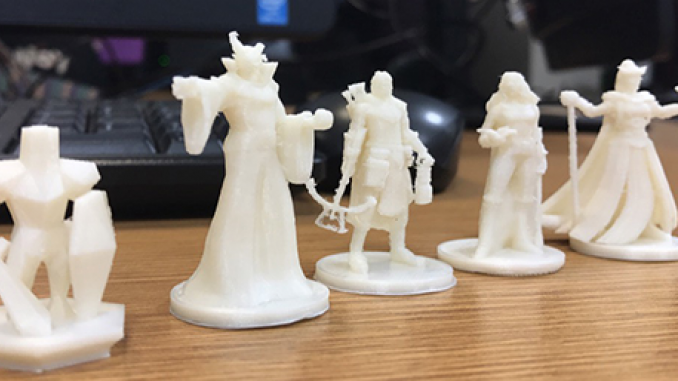 Any Campus Member Can Use Albion's 3D Printers — Here's What You Need to Know