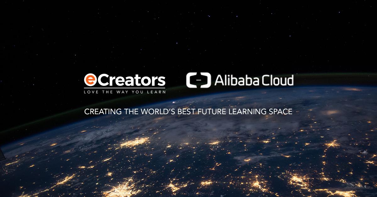 Alibaba Cloud Alliance Sets Moodle Partner eCreators Atop World's Best Future Learning Market