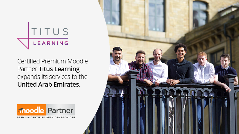 """""""On behalf of Moodle, I'm delighted to see one of our highly recognised Certified Premium Partners expand into the UAE. With a total of four Moodle Partners in the UAE it's a positive reflection of the increase in demand for experts in the field of education and Moodle across the region."""