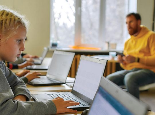 Cloud Computing in Education and the Impact on K–12 Classrooms